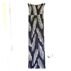 BCBG Max Azria XS/S Maxi Dress